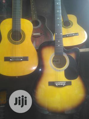 Medium Box Curve Guitar | Musical Instruments & Gear for sale in Lagos State, Ojo
