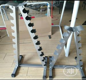 Dumbbells Rack   Sports Equipment for sale in Lagos State, Surulere