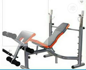 Semi Commercial Weight Bench | Sports Equipment for sale in Lagos State, Surulere