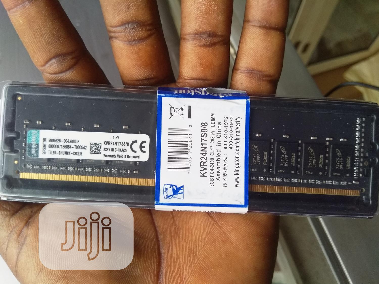 8GB PC4 Desktop Memory