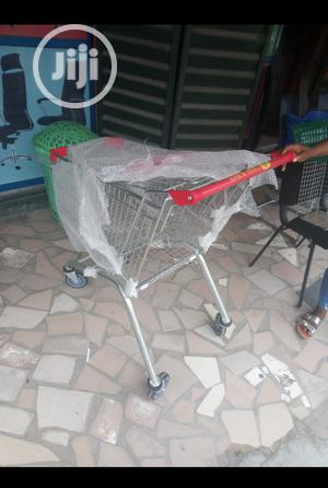 Supermarket Metal Trolley | Store Equipment for sale in Lagos State, Ikeja