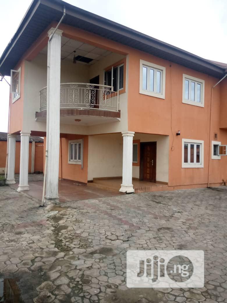4bedroom Duplex For Sale At Ibology Estate Bori Camp Port