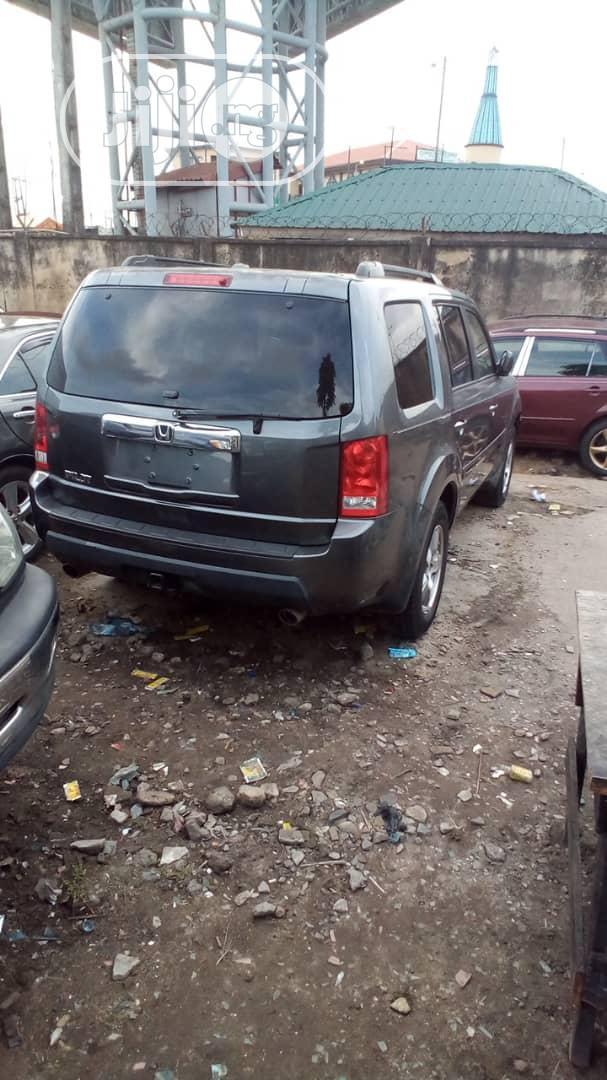 Honda Pilot 2010 Gray | Cars for sale in Surulere, Lagos State, Nigeria