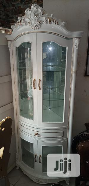 Super Quality Imported Corner Bar Cabinet   Furniture for sale in Abuja (FCT) State, Wuye