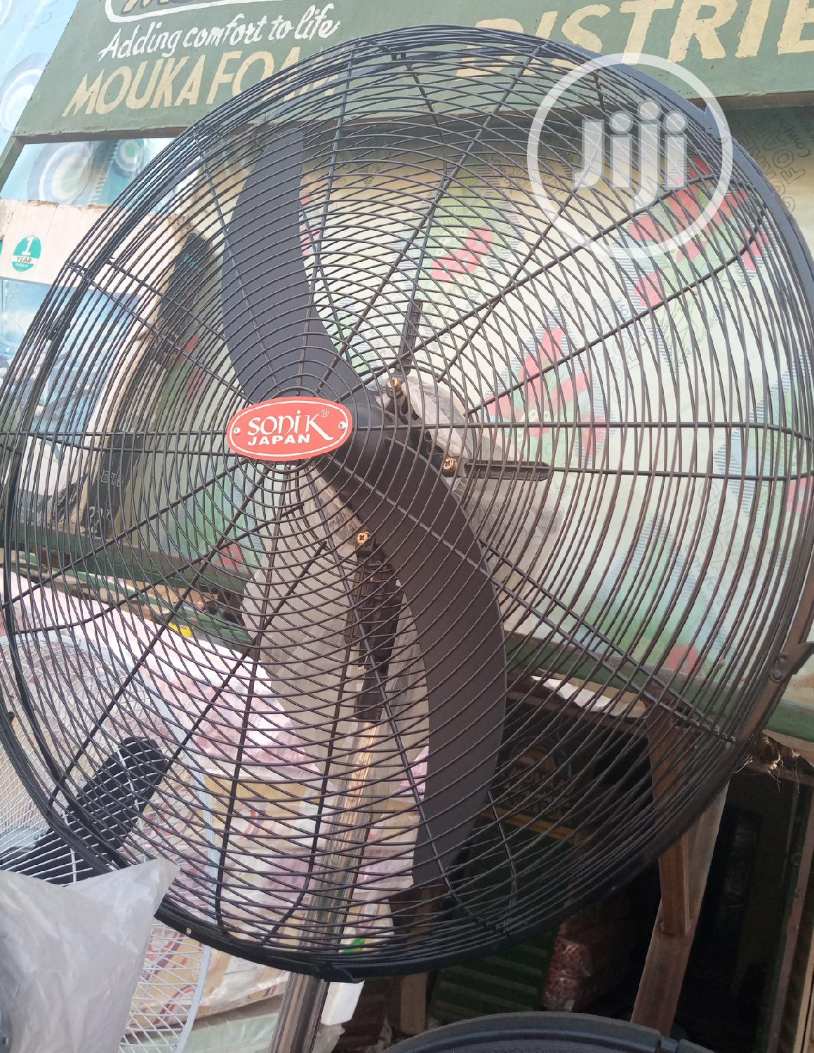 26 Inches Sonik Industial Fan