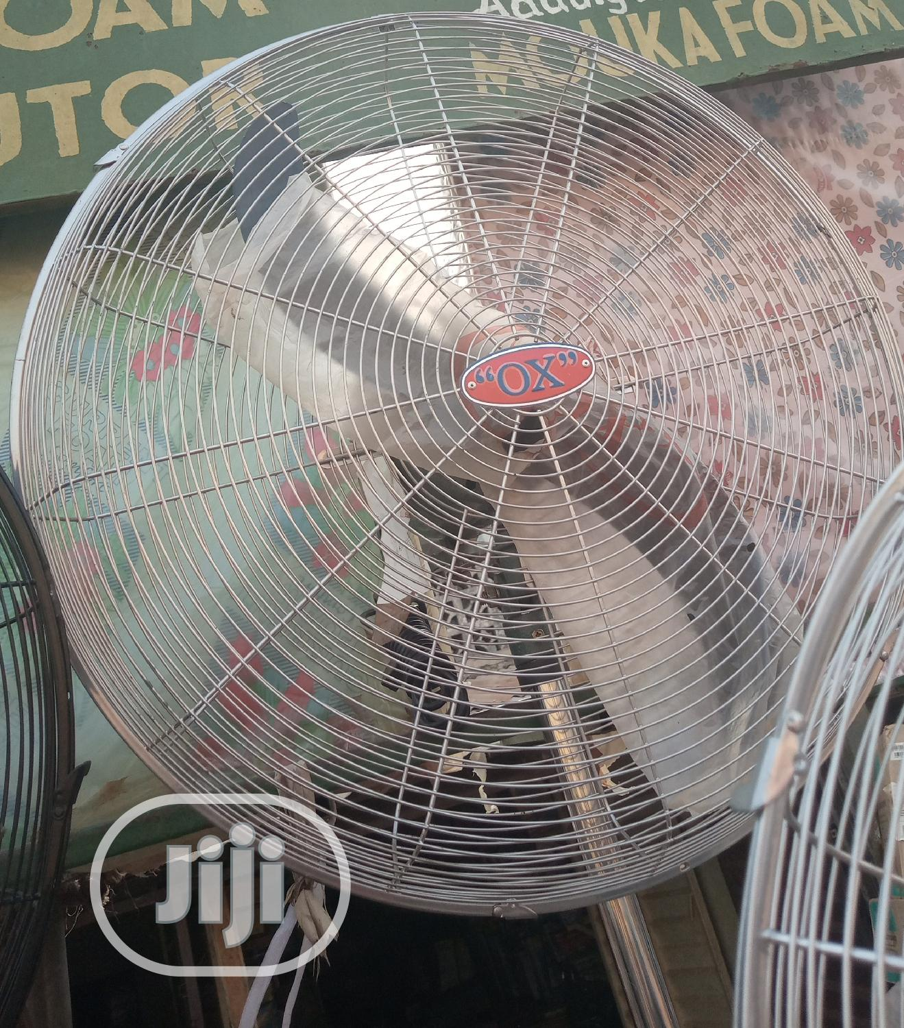 26 Inches Ox Industrial Fan