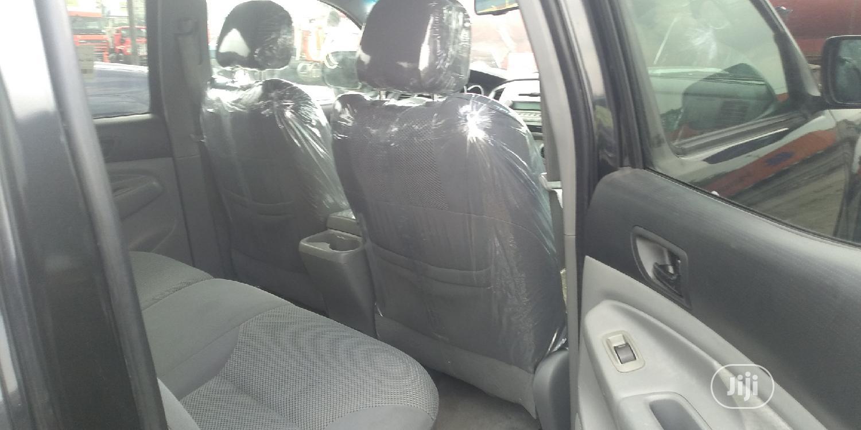 Toyota Tacoma 2008 Black | Cars for sale in Apapa, Lagos State, Nigeria