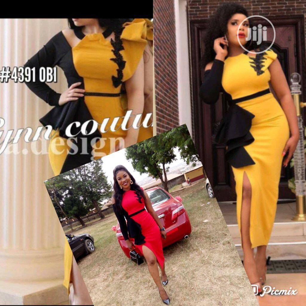 Archive: Quality Ladies Fitted Dresses
