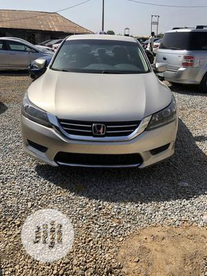 Honda Accord 2013 Gold | Cars for sale in Abuja (FCT) State, Jahi