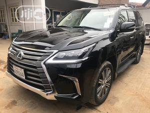 Lexus LX 2017 570 Base Black | Cars for sale in Lagos State, Isolo