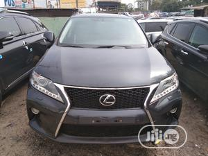 Lexus RX 2012 350 AWD Gray | Cars for sale in Lagos State, Apapa