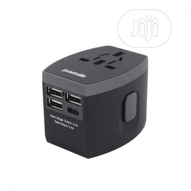 Porodo Universal Travel Charger PD & QC3.0