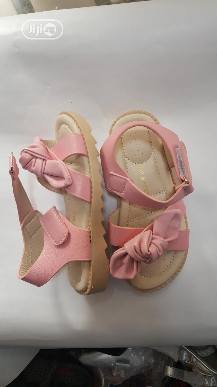 Girl's Casual Sandal