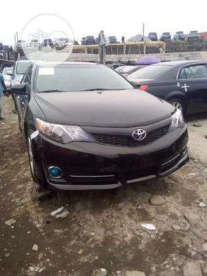 Toyota Camry 2013 Black | Cars for sale in Lagos State, Apapa