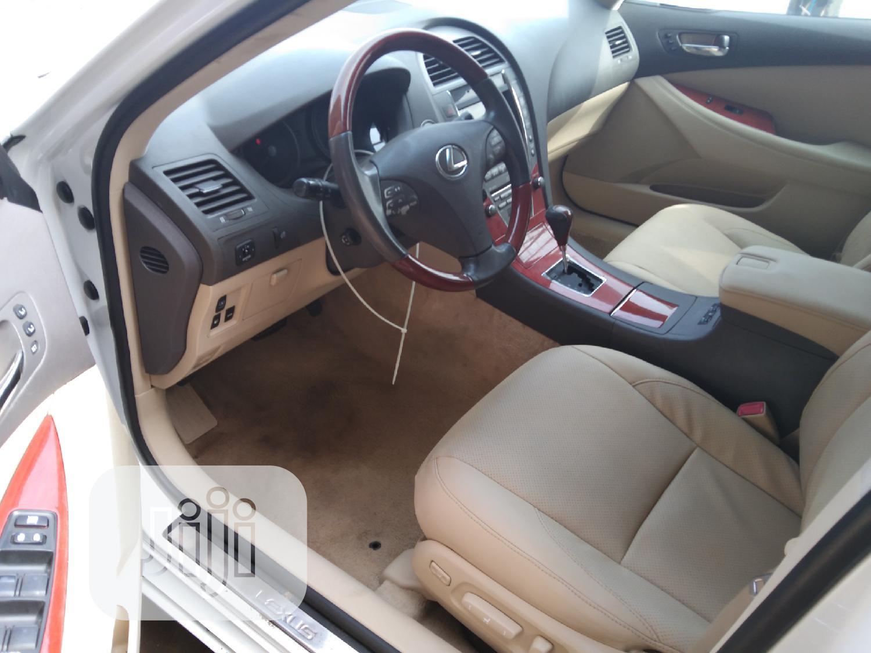 Lexus ES 2007 White   Cars for sale in Apapa, Lagos State, Nigeria