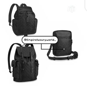 Quality Louis Vuitton Backpacks And Shoulder Bag   Bags for sale in Lagos State, Lagos Island (Eko)