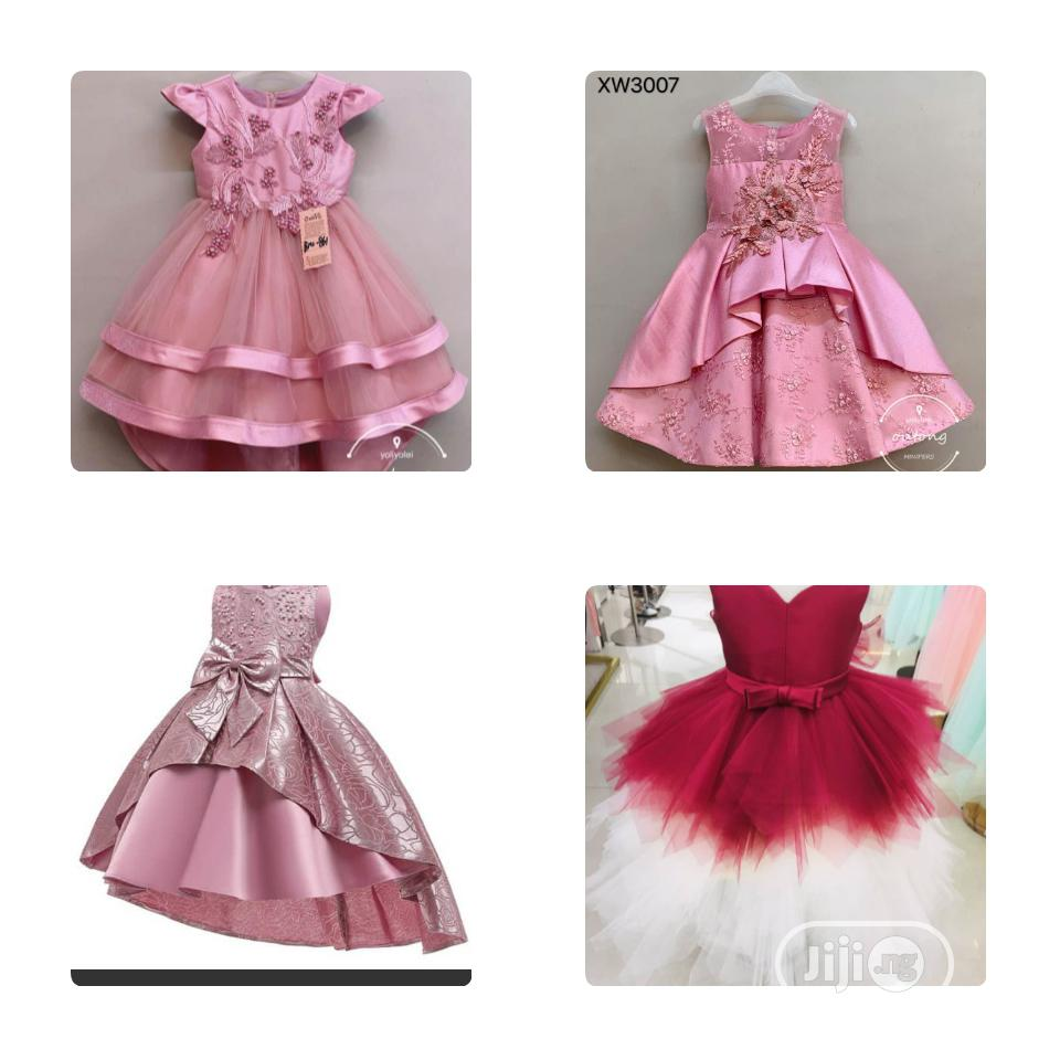 Archive: High Quality Children Ball Gown
