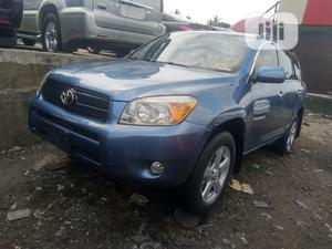 Toyota RAV4 2008 Limited Blue | Cars for sale in Lagos State, Apapa