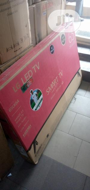LG TV 65inchies LED Smart TV   TV & DVD Equipment for sale in Lagos State, Apapa