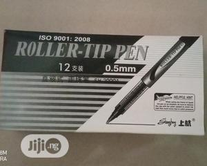 Roller Tip Pen - 12pcs | Stationery for sale in Lagos State, Gbagada
