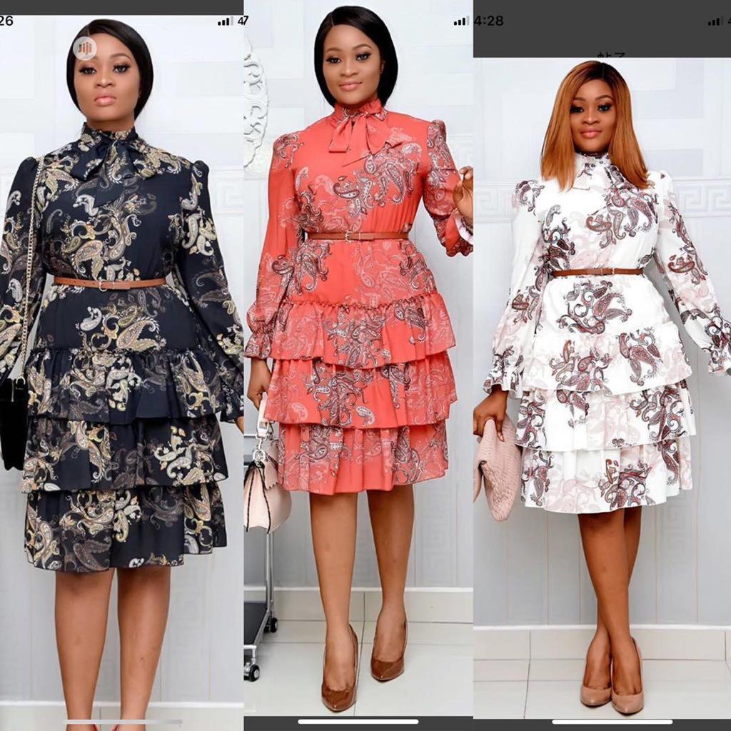 New Quality Ladies Dresses