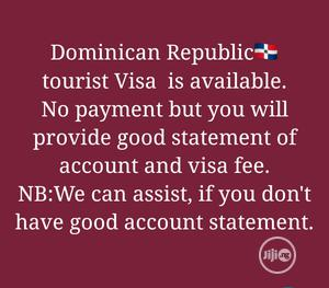 Dominican Republic Visa | Travel Agents & Tours for sale in Lagos State, Surulere