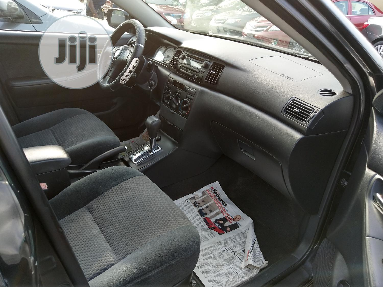 Toyota Corolla 2006 Black   Cars for sale in Apapa, Lagos State, Nigeria