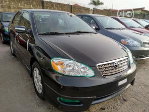 Toyota Corolla 2006 Black | Cars for sale in Lagos State, Apapa