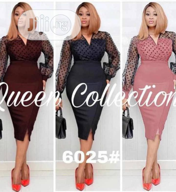 Stylish Ladies Fitted Dresses