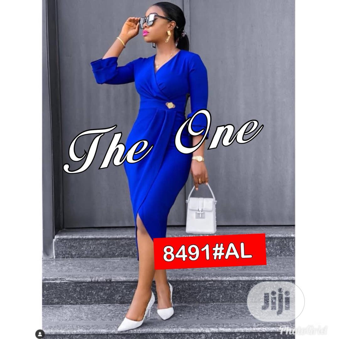 Stylish Ladies Fitted Dresses | Clothing for sale in Ajah, Lagos State, Nigeria