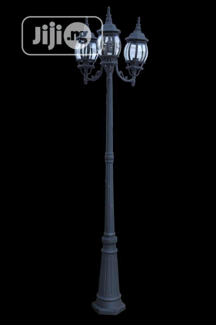 European Garden Street Lamp Villa Outdoor Waterproof Bulbs
