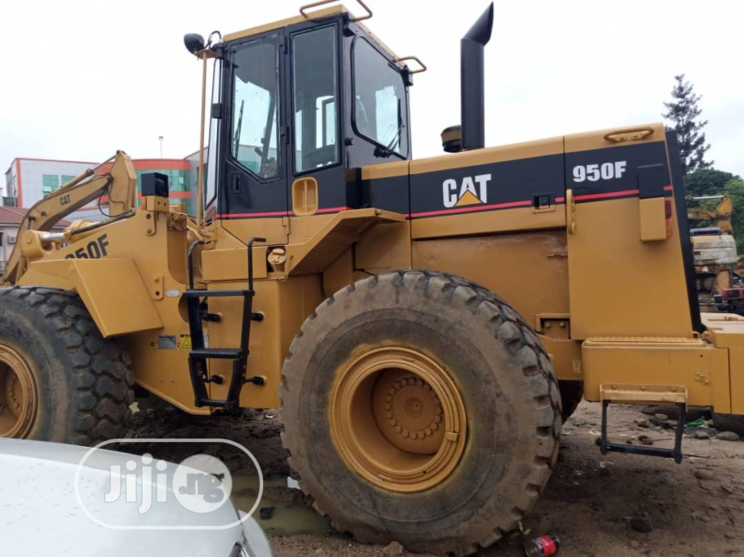 Solid CAT PAYLOADER 950F For Sale