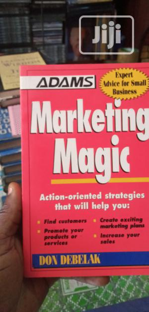 Marketing Magic   Books & Games for sale in Lagos State, Yaba
