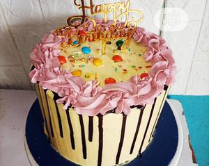 Yummy Buttercream Birthday Cakes | Meals & Drinks for sale in Edo State, Benin City