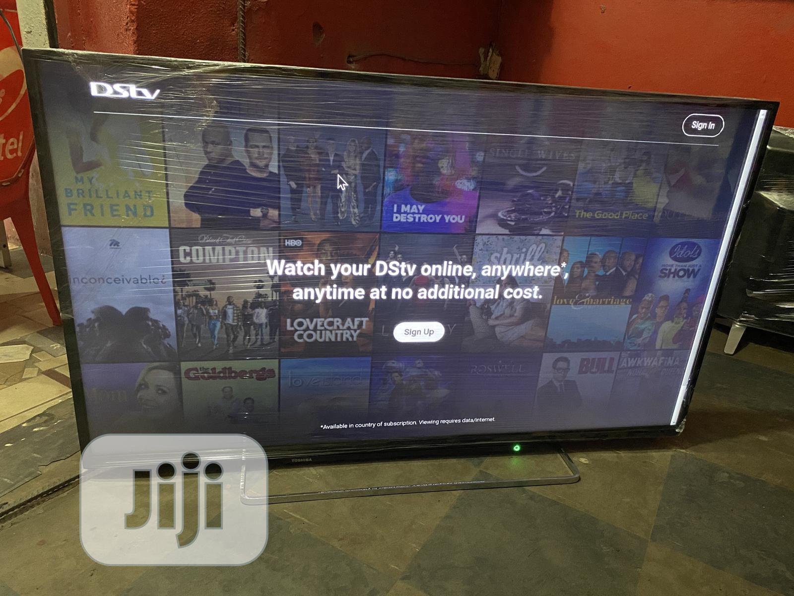 Toshiba 49inch 4K Uhd Hdr Smart LED TV | TV & DVD Equipment for sale in Ojo, Lagos State, Nigeria