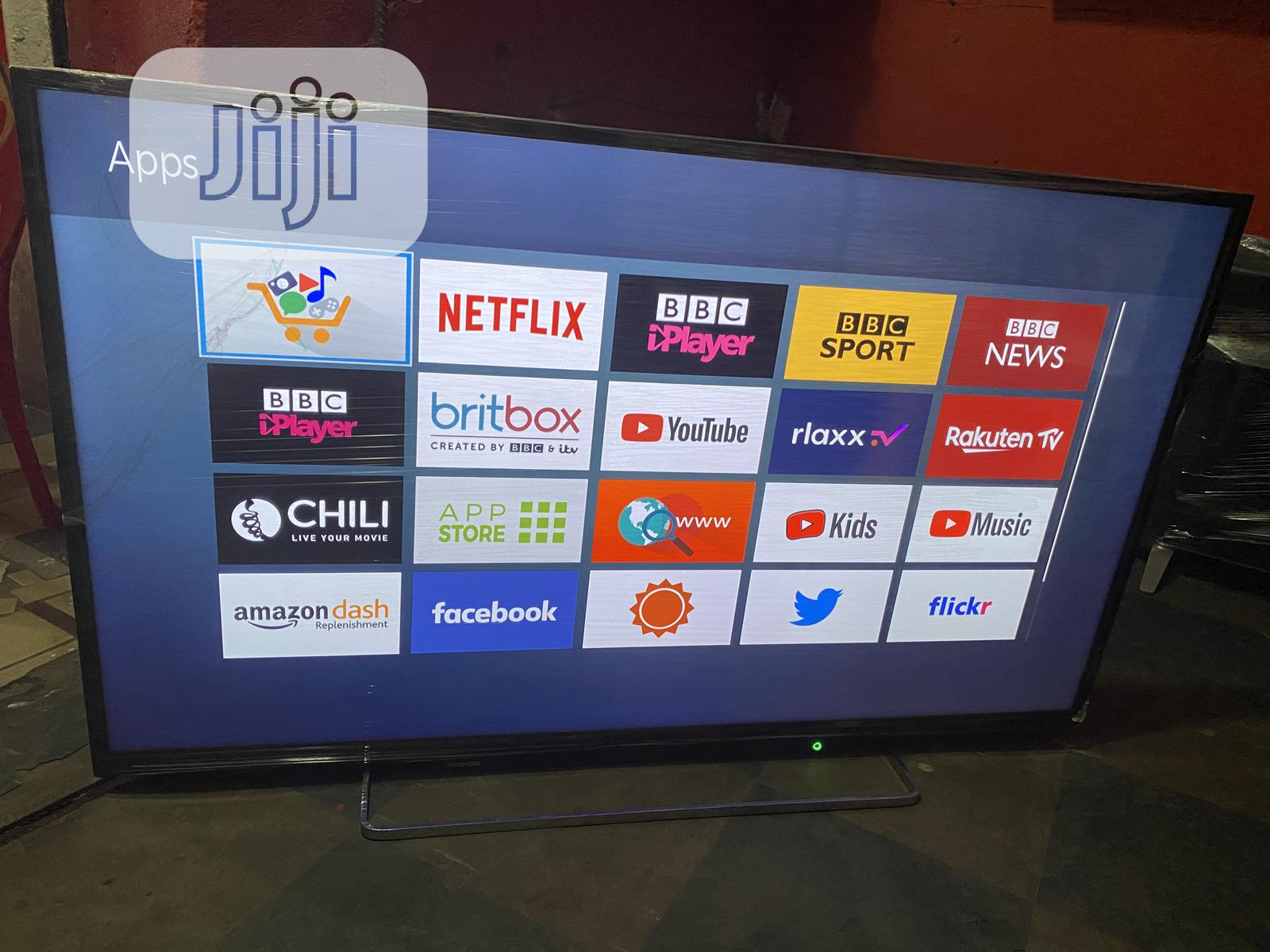Toshiba 49inch 4K Uhd Hdr Smart LED TV