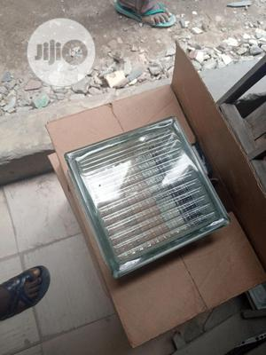 Solid Glass Block   Building Materials for sale in Lagos State, Gbagada