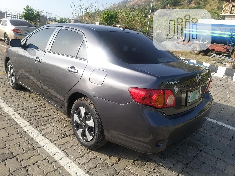 Toyota Corolla 2009 Gray In Kurudu Cars Sesan Jacobs Jiji Ng For Sale In Kurudu Sesan Jacobs On Jiji Ng