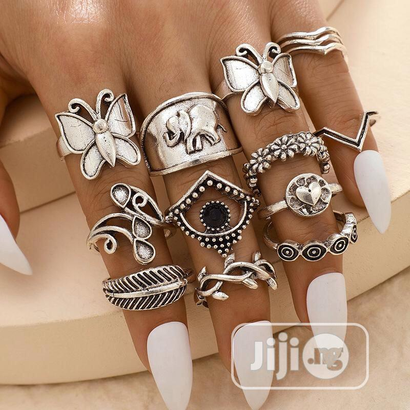 Archive: Knuckle Rings