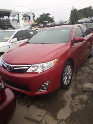 Toyota Camry 2014 Red | Cars for sale in Lagos State, Apapa