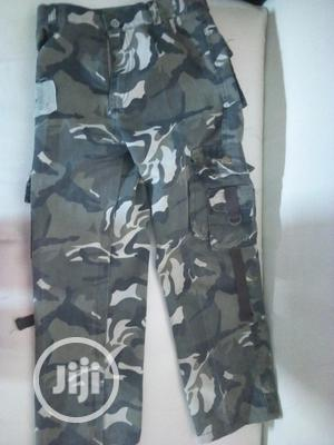 Size 23 Kids Camo Jeans | Children's Clothing for sale in Lagos State, Surulere