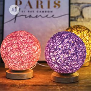 Rattan Bedside Lamp | Home Accessories for sale in Lagos State, Surulere