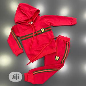 Original Latest Designer Gucci Children Hoodie | Children's Clothing for sale in Lagos State, Lagos Island (Eko)