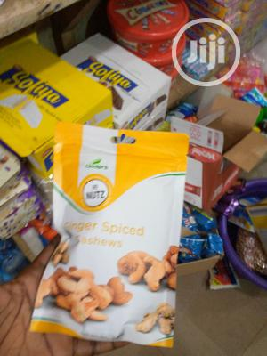 Go Nutz Ginger Spiced Cashew   Meals & Drinks for sale in Lagos State, Surulere