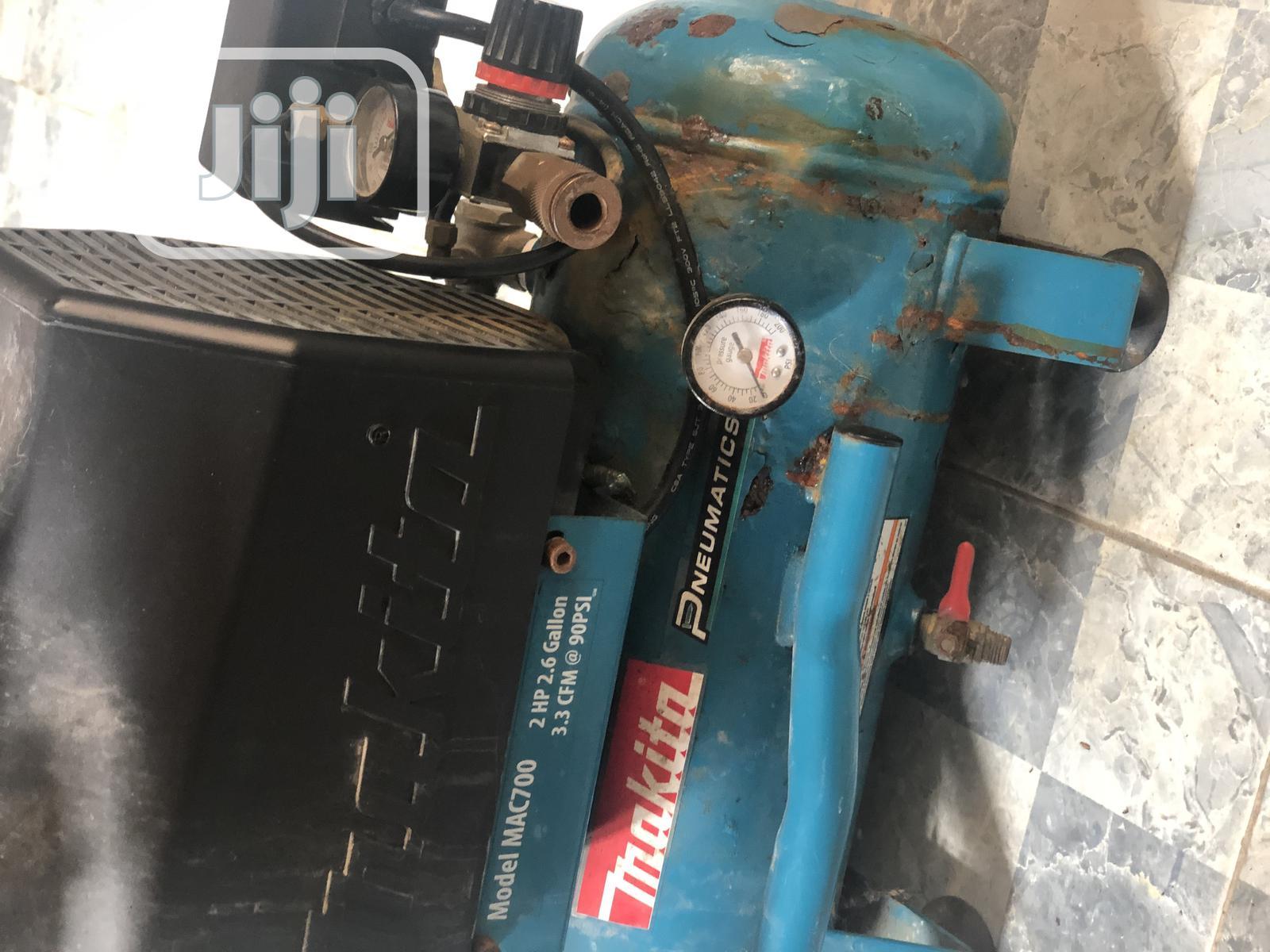 MAC700 High Output Air Compressor | Manufacturing Equipment for sale in Agege, Lagos State, Nigeria