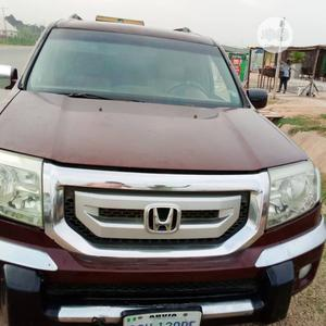 Honda Pilot 2013 Red   Cars for sale in Abuja (FCT) State, Lugbe District