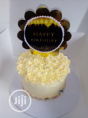 Tasty Black Friday Chocolate Birthday Cake   Meals & Drinks for sale in Lagos State, Ikotun/Igando