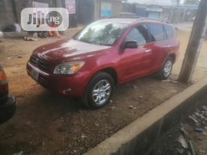 Toyota RAV4 2007 2.0 4x4 Red   Cars for sale in Lagos State, Isolo