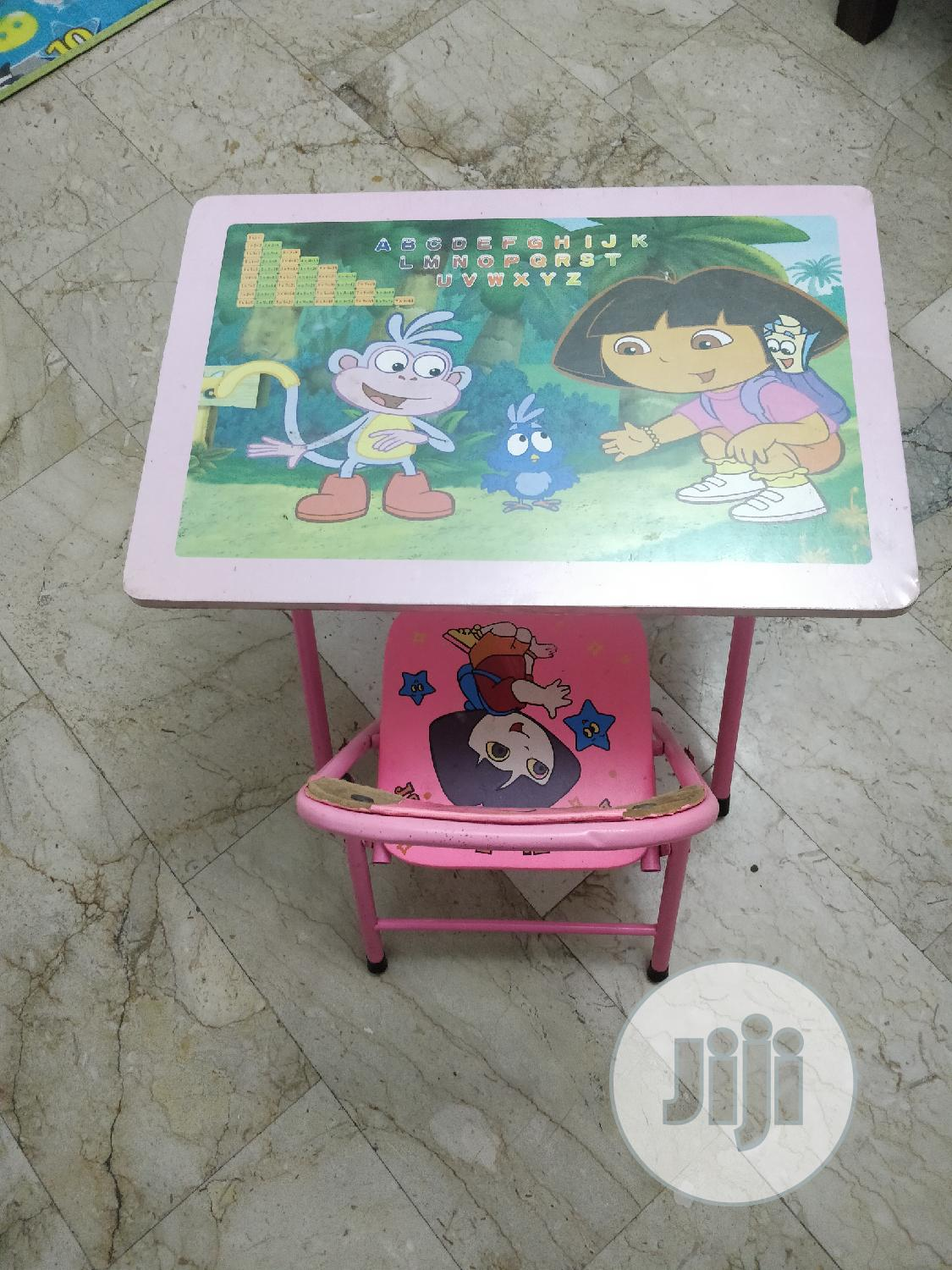 Archive: Study Table With Chair