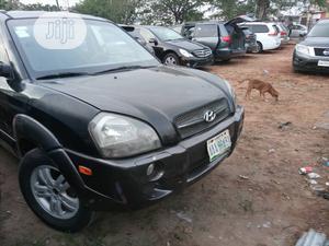 Hyundai Tucson 2006 GL 4x4 Black | Cars for sale in Lagos State, Amuwo-Odofin